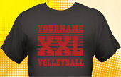 Volleyball Team T-Shirt VLB-1013
