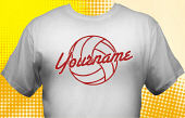 Volleyball Team T-Shirt VLB-1016