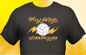 Volleyball Team T-Shirt VLB-2002