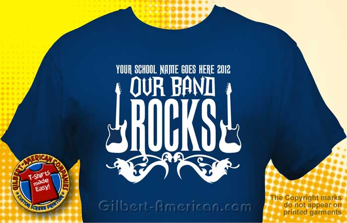 School Shirt Design Ideas custom school t shirt ideas School Band T Shirt Bnd 1004 School Band Shirt Design