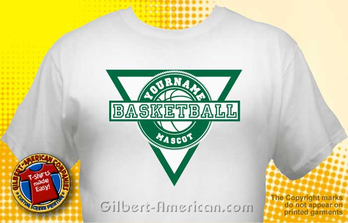 basketball team t shirt design ideas school spirit free shipping - Soccer T Shirt Design Ideas