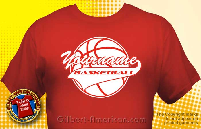 Team T Shirt Design Ideas custom teem reem holiday t shirts Basketball Team T Shirt Bsk 1009