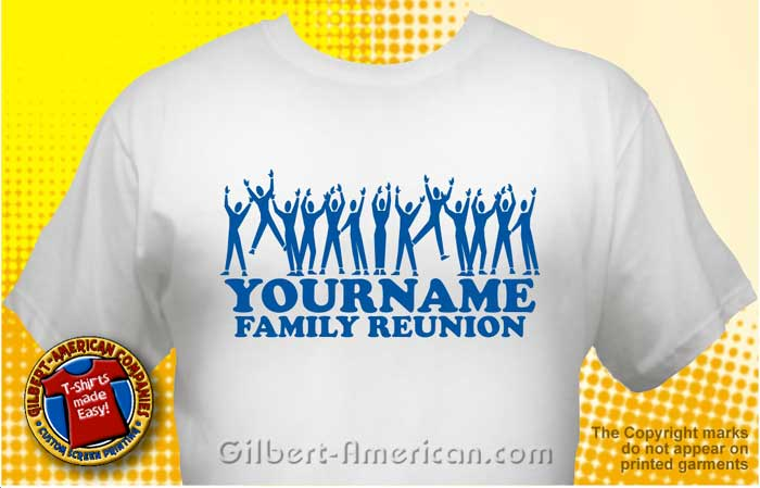 family reunion t shirt fam 1001 - Family Reunion Shirt Design Ideas