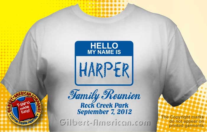 family reunion t shirt fam 1013 - Family Reunion T Shirt Design Ideas