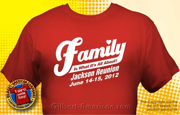 family reunion t shirt fam 1014 - Family Reunion T Shirt Design Ideas