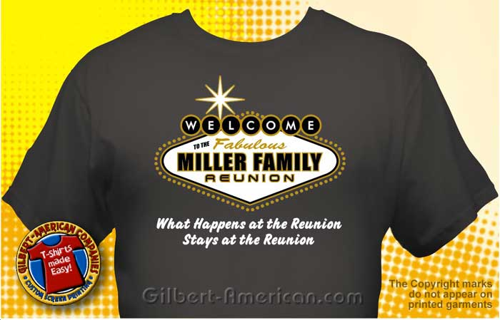 Family Reunion Shirt T Shirts Free Shipping Affordable Pricing