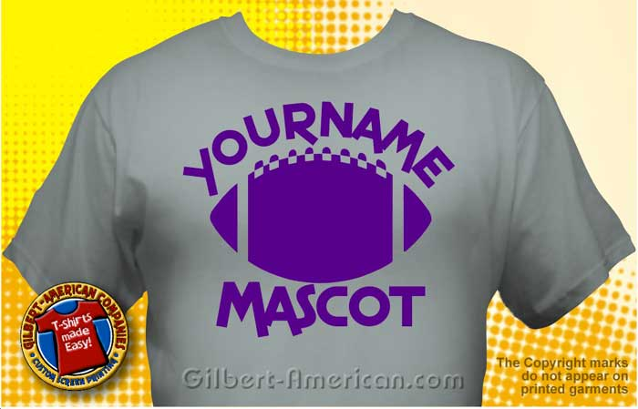 football team t shirt fbl 1001 - Team T Shirt Design Ideas
