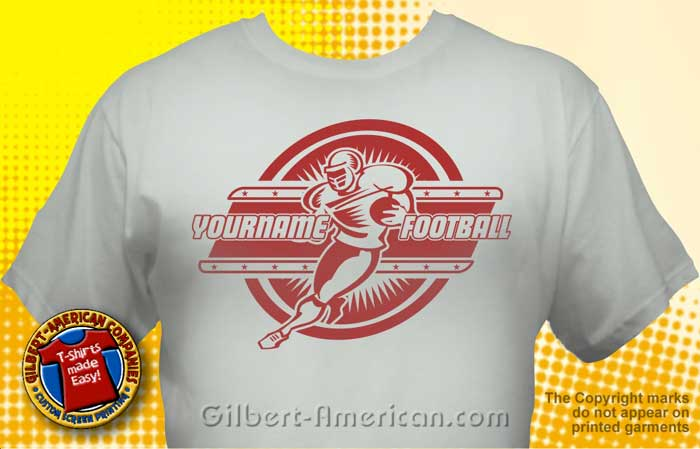 football team t shirt design ideas school spirit free