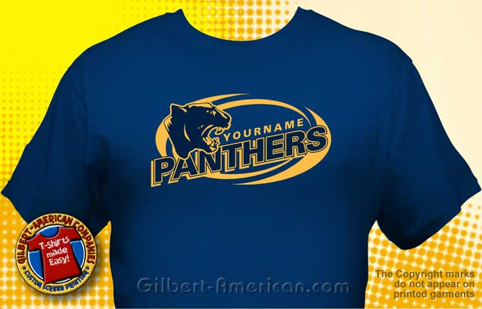 panthers t shirt mpa 1005 - School T Shirts Design Ideas