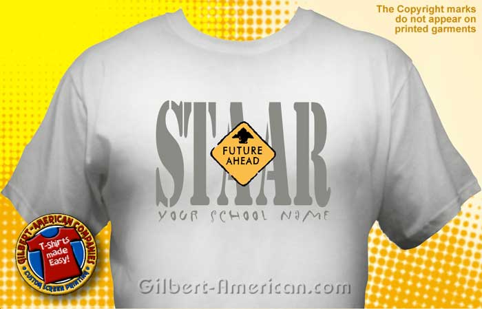 Texas STAAR T-Shirt Design Ideas :: School Spirit, FREE Shipping.