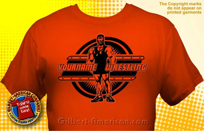 Wrestling Team T Shirt Design Ideas School Spirit Free