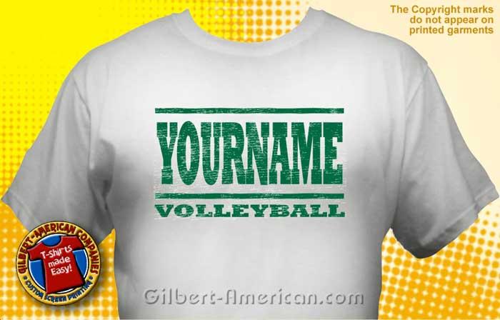 Volleyball T Shirt Design Ideas @DD42 – Advancedmassagebysara